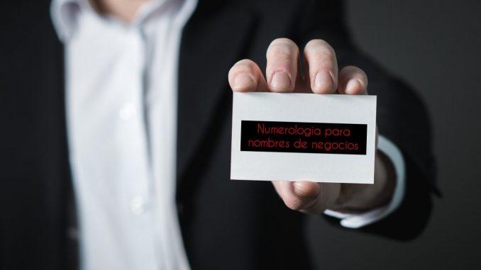 Numerología para tener un negocio o empresa exitosa