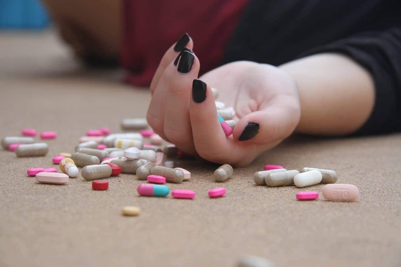 Se dice que los que se suicidan están verdaderamente atrapados