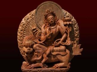 Tara la representación de la energía femenina de Buda
