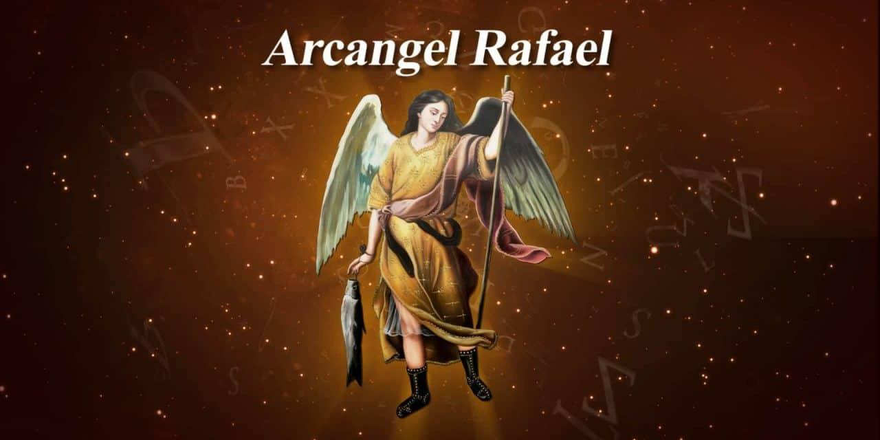 """El Arcángel Rafael """"Medicina de Dios"""""""