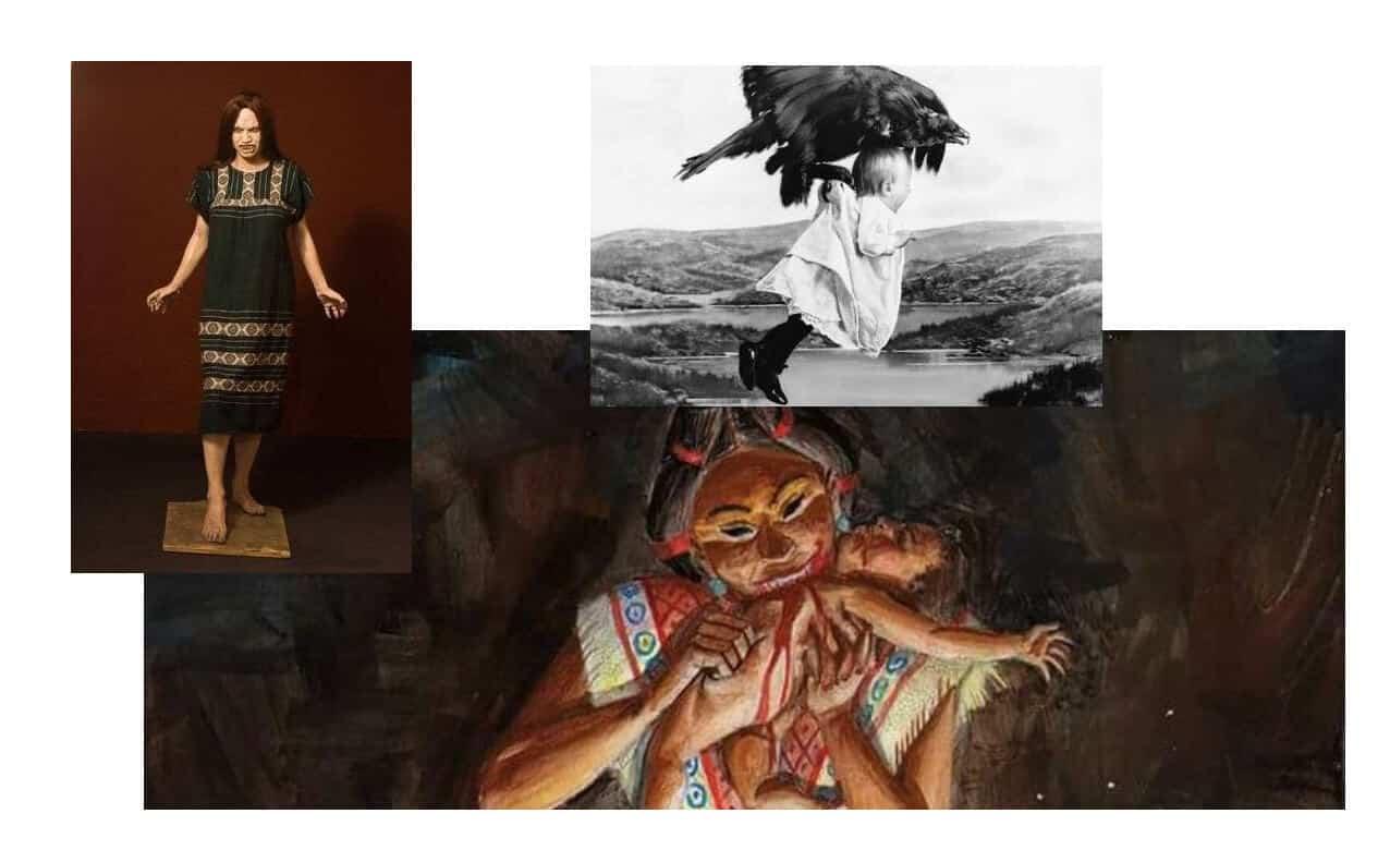 Las mujeres vampiro de Tlaxcala