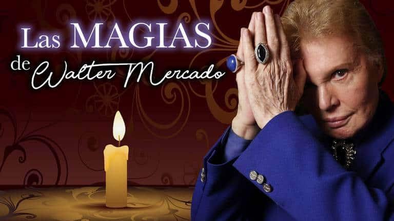 Walter Mercado Rituales para despedir el 2017 y recibir el 2018