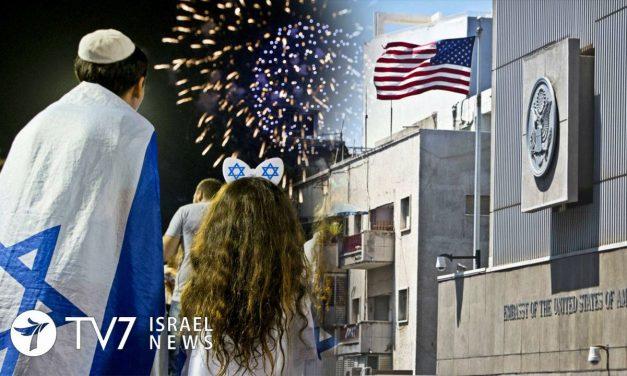 Embajada de Estados Unidos en Jerusalem será abierta oficialmente el 14 de Mayo
