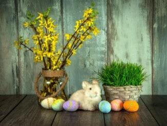 Por qué se pintan los Huevos de Pascua?