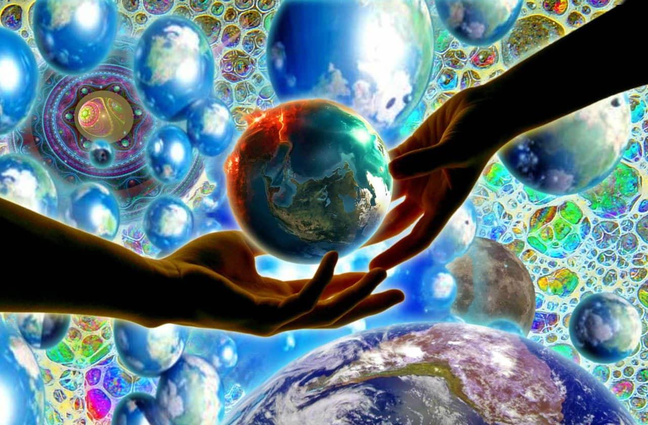 Universos paralelos que se van abriendo en tu vida