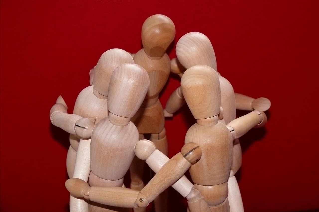 Trabajo en equipo ¡Juntos somos más!