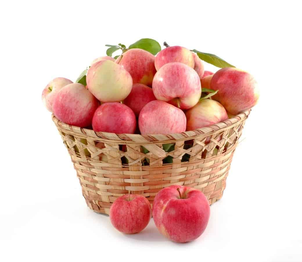 Las manzanas pueden ser laxantes o astringentes