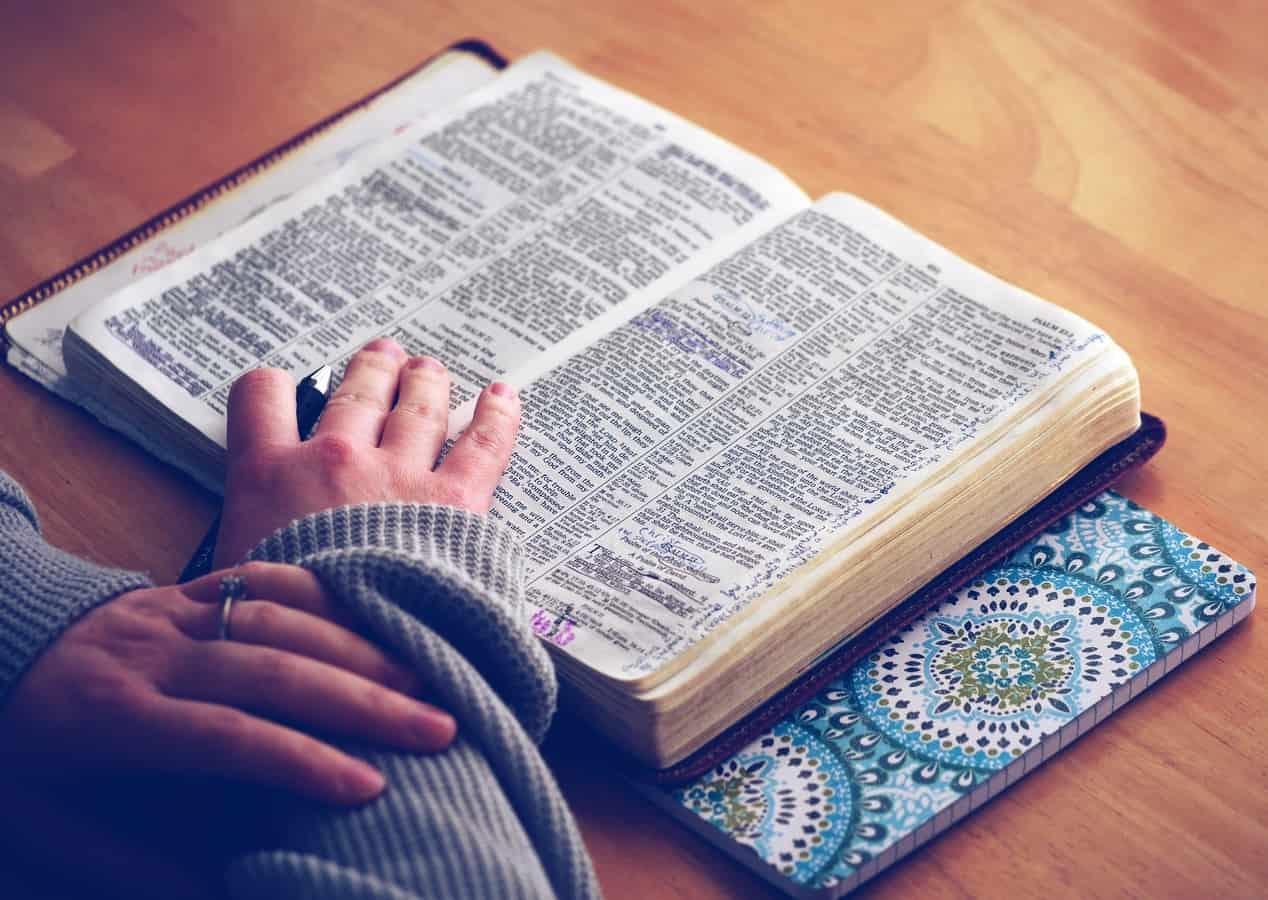 Ritual para pedir protección con el Salmo 91