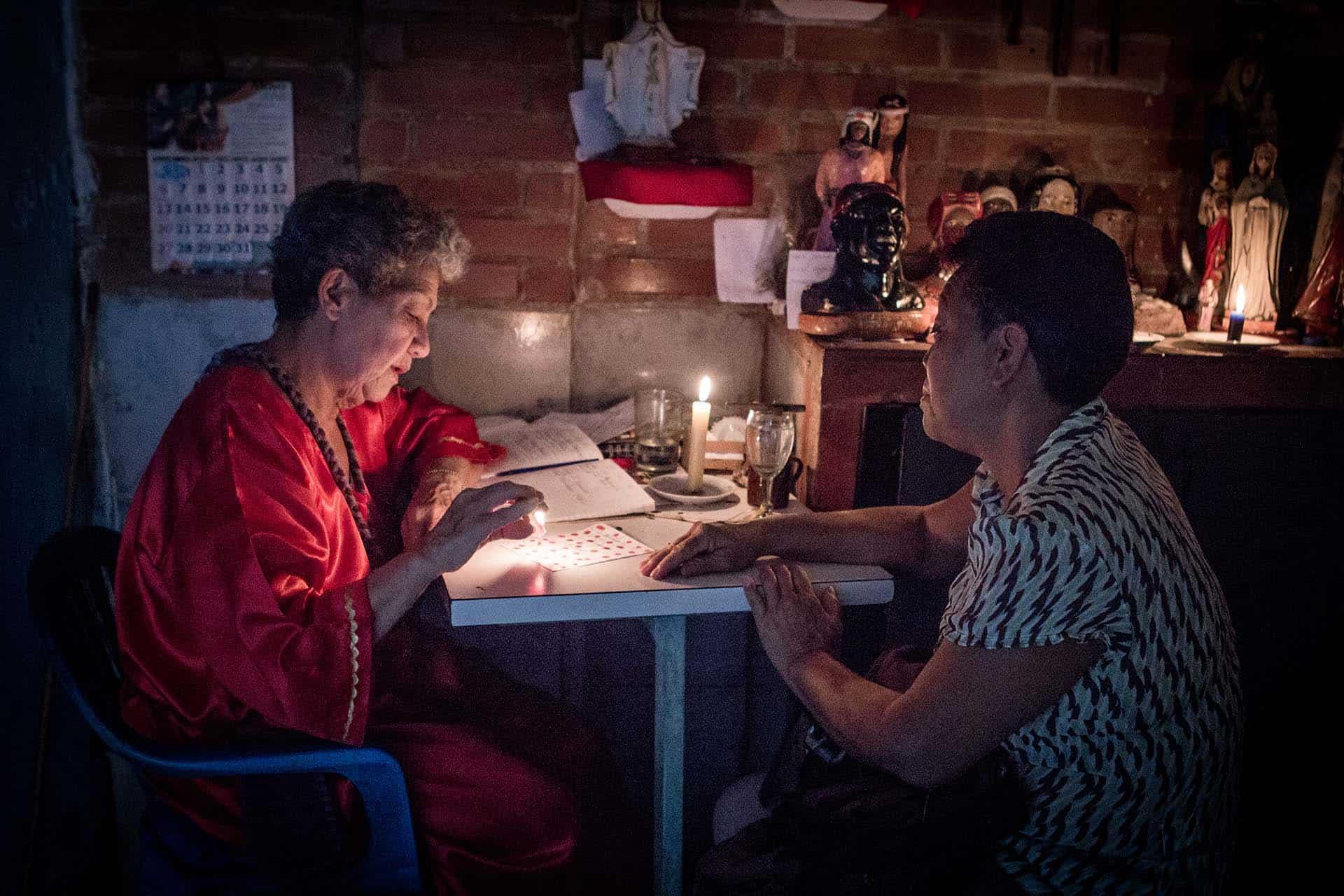El callejón de los brujos en Venezuela
