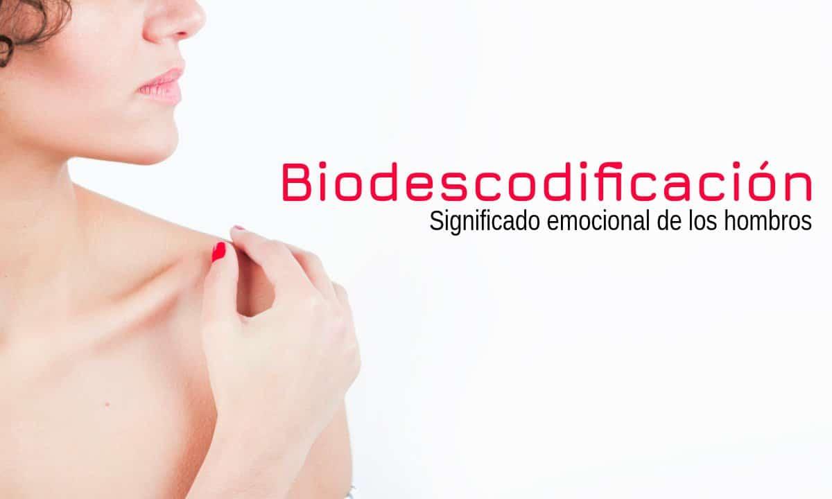 Dolor De Hombros Significado Emocional Biodescodificación
