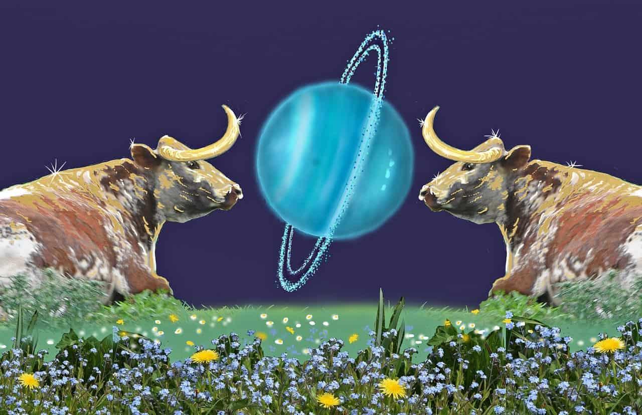 Urano en tránsito por Tauro – 15 de mayo hasta el 5 de noviembre 2018