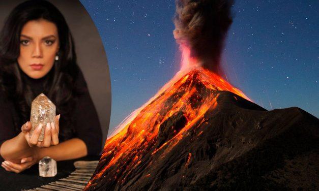 Deseret Tavares Predicciones – Volcán de Fuego En Guatemala
