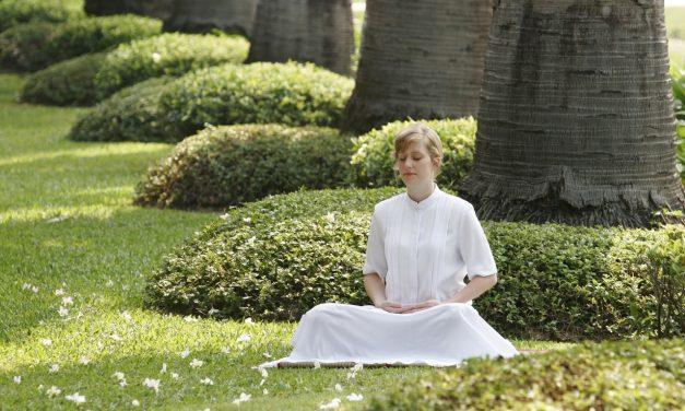 Aplica esta técnica de meditación anti estrés