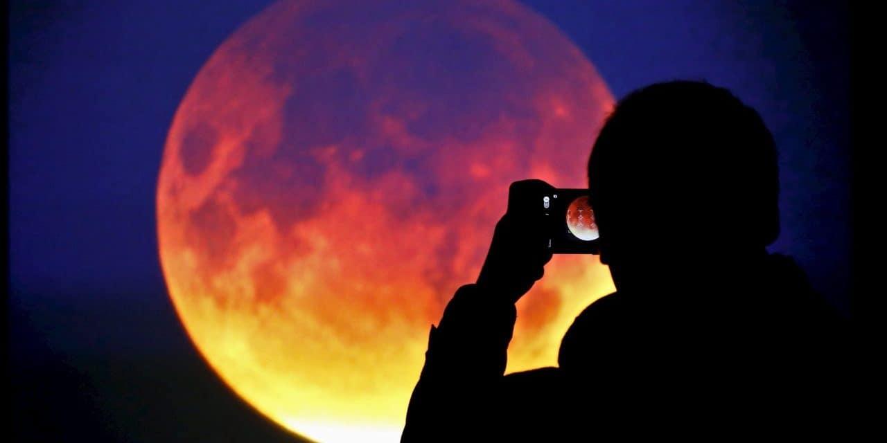 Luna de Sangre 27 de Julio – El eclipse lunar más largo del siglo XXI