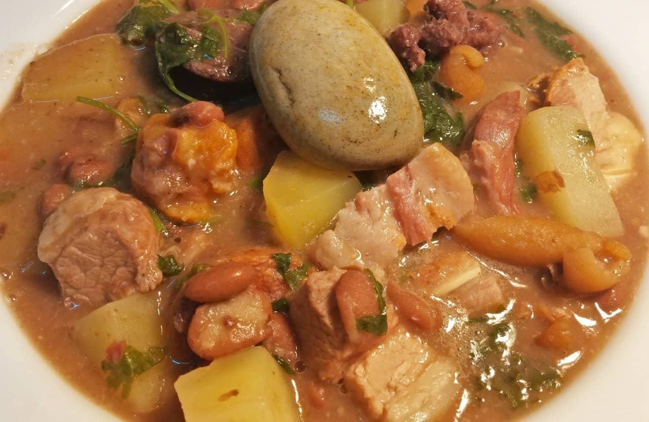 La sopa de piedra