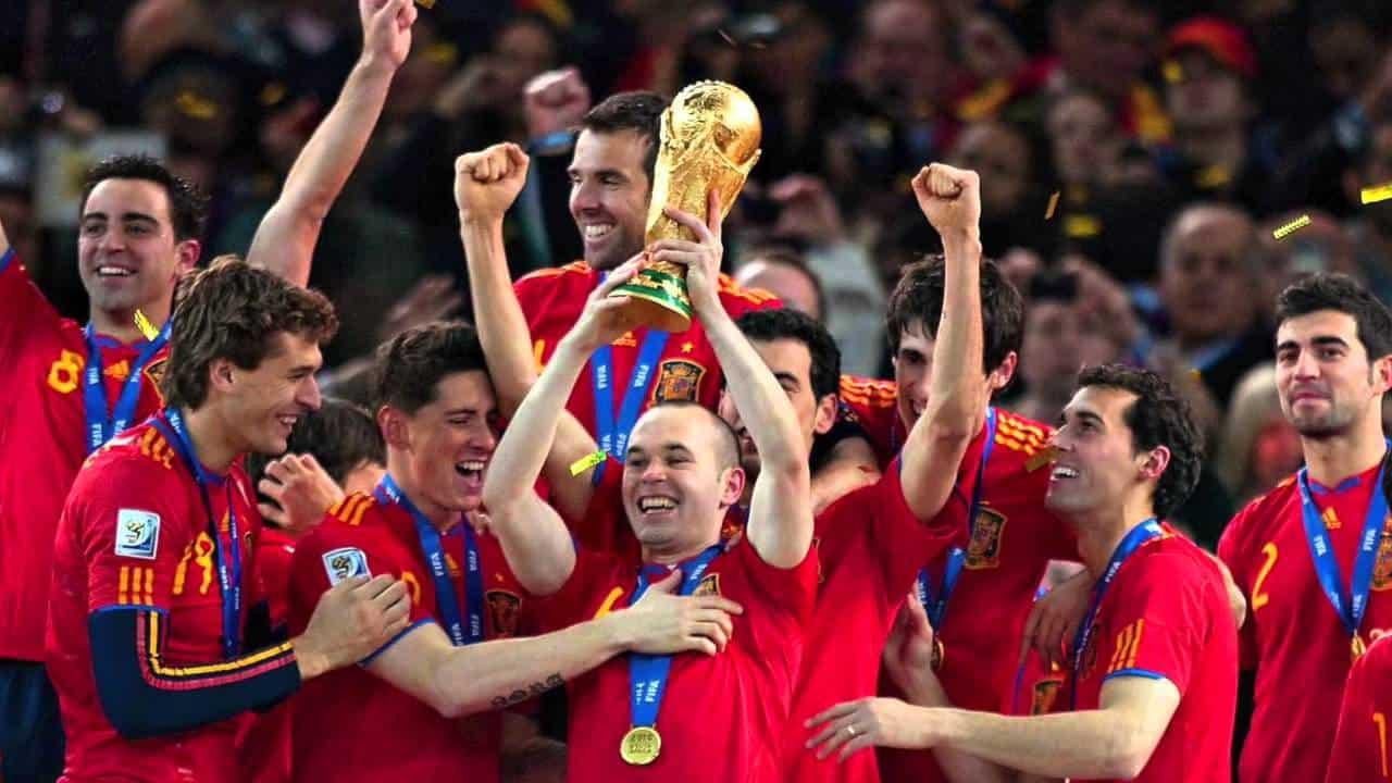 España – Gran candidata para conquistar Mundial de Rusia 2018
