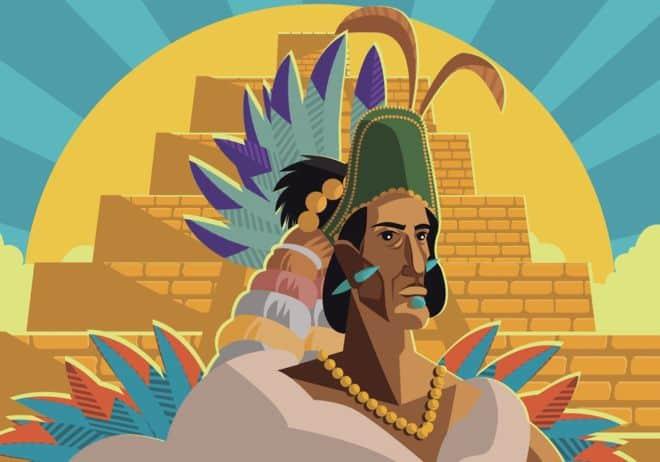 Emperador Azteca Moctezuma