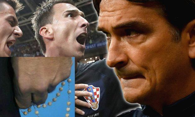 La historia de fe del técnico de Croacia – Zlatko Dalic