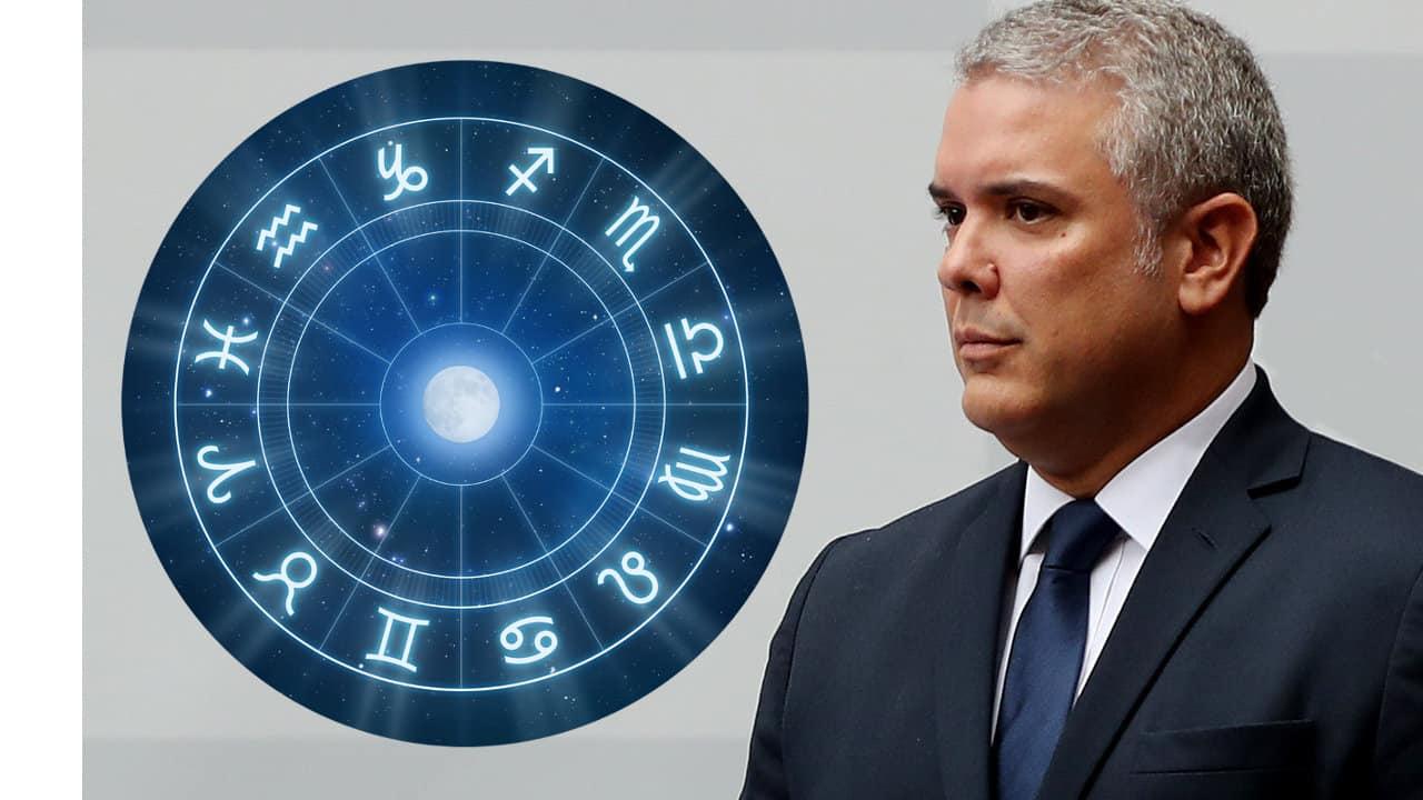 Carta Astral del Presidente Colombiano Iván Duque – Tito Macia – Astrología
