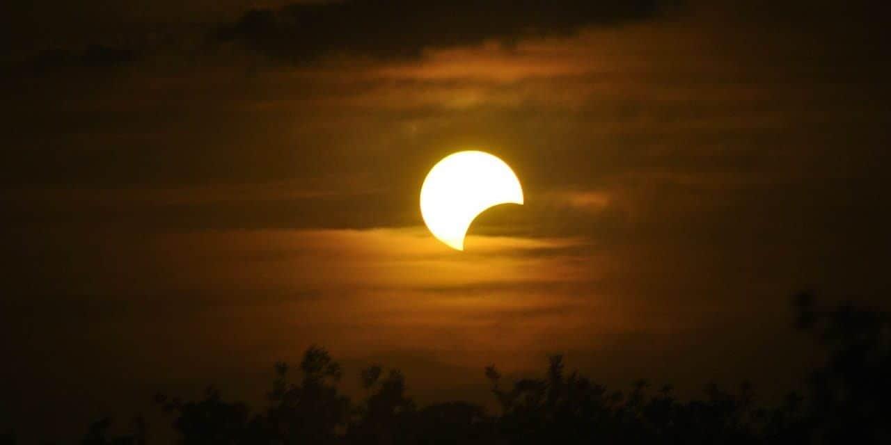 Coletazos del Eclipse Solar del 13 de Julio 2018