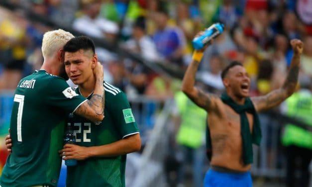 Mundial Rusia 2018 – La venganza de Moctezuma