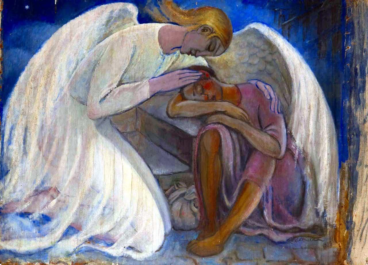 Manera en la cual los ángeles pueden asistirnos a nivel espiritual