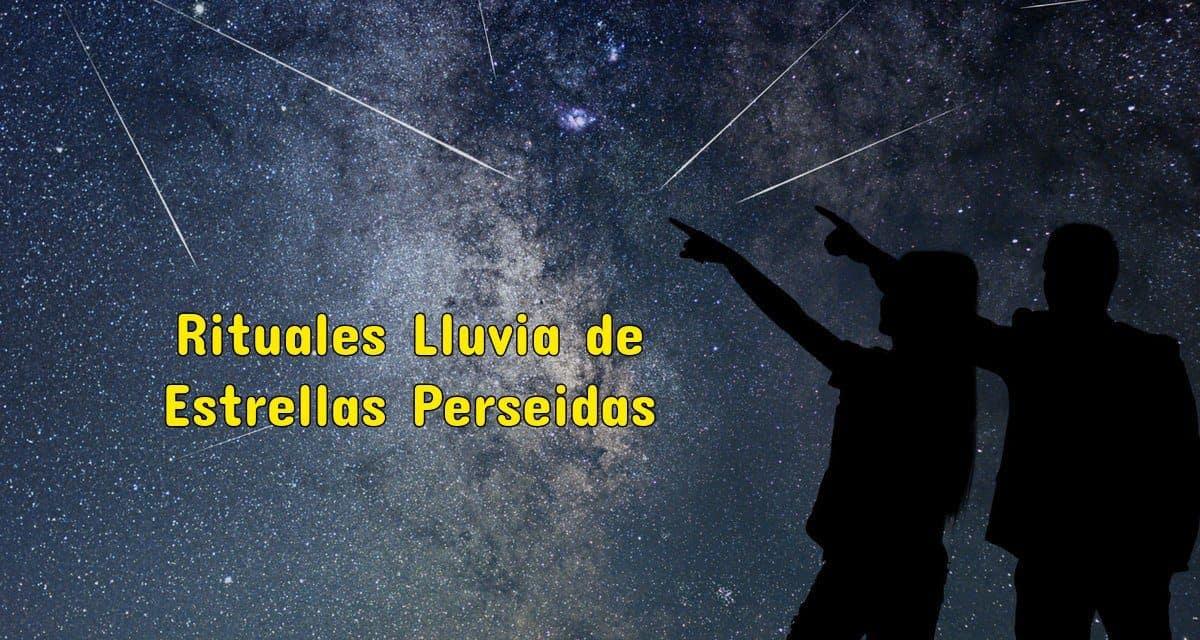 Rituales para aprovechar la energía de la Lluvia de Estrellas Perseidas