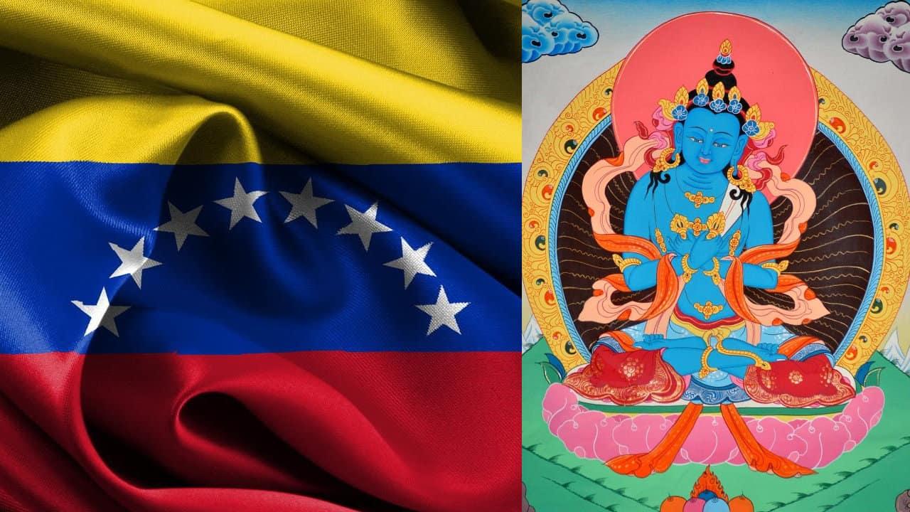 Mandala Akshobhya para la solución de conflictos en Venezuela