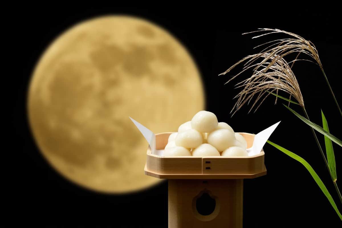 Tsukimi – Contemplando la luna – Costumbre y tradiciones en Japón