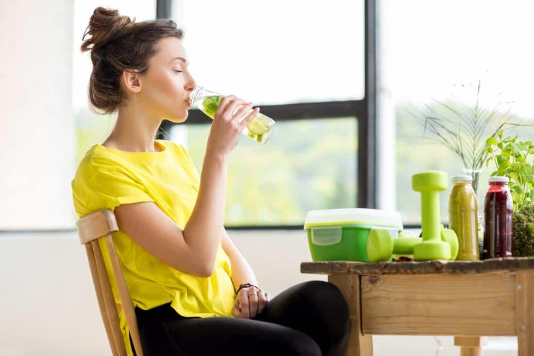 Batido natural para limpiar el hígado y bajar de peso