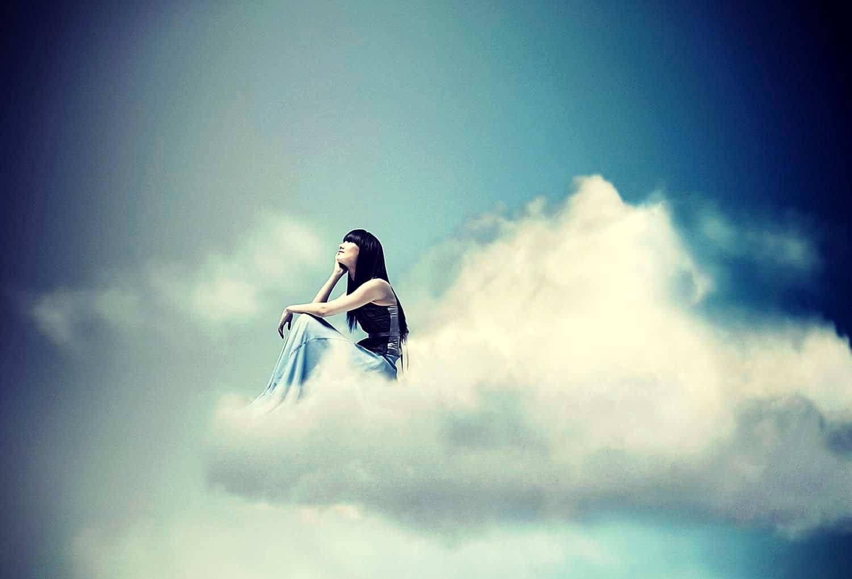 Cómo solicitar guía de los ángeles durante sueños