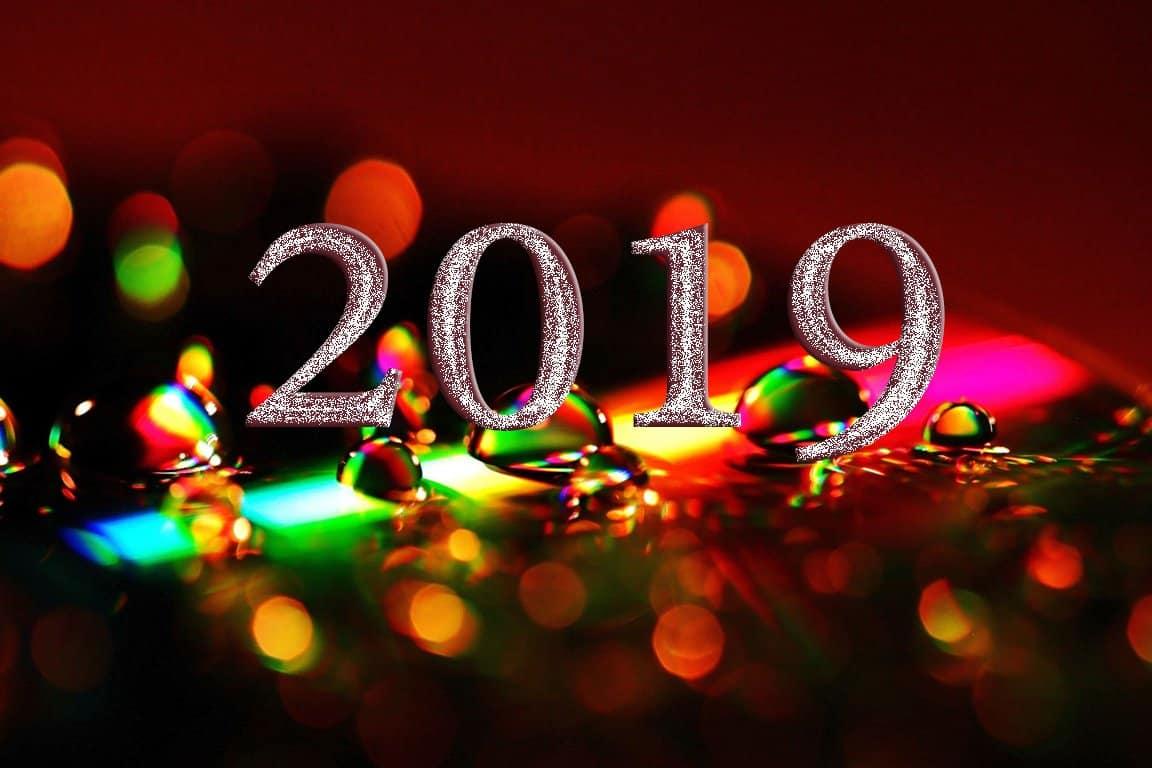 2019 Año de Nuevas Energía y Oportunidades