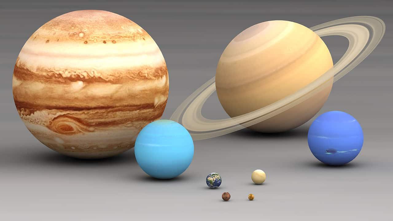Júpiter y Saturno en la transición mundial