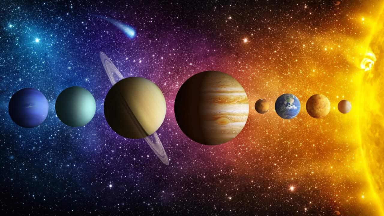 Diez planetas se alinearán y provocarán una extraordinaria energía