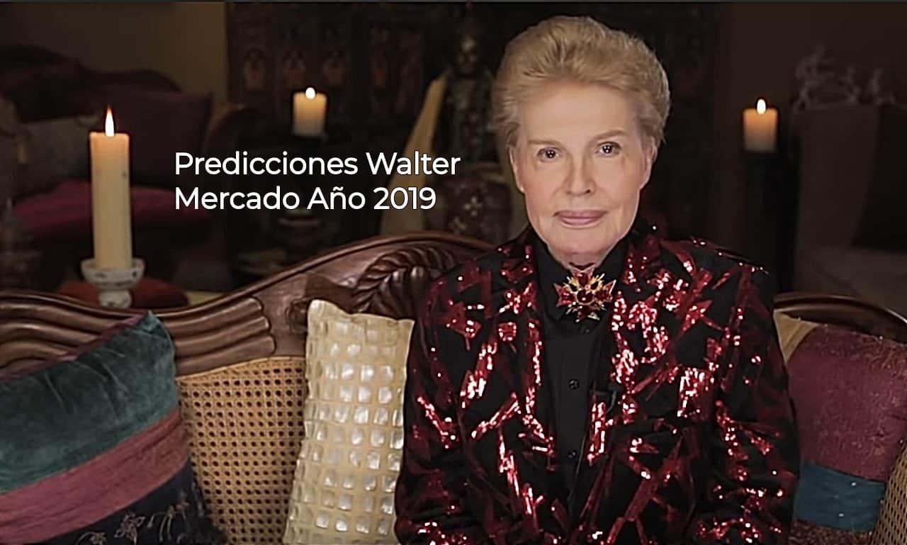 Predicciones Walter Mercado Año 2019