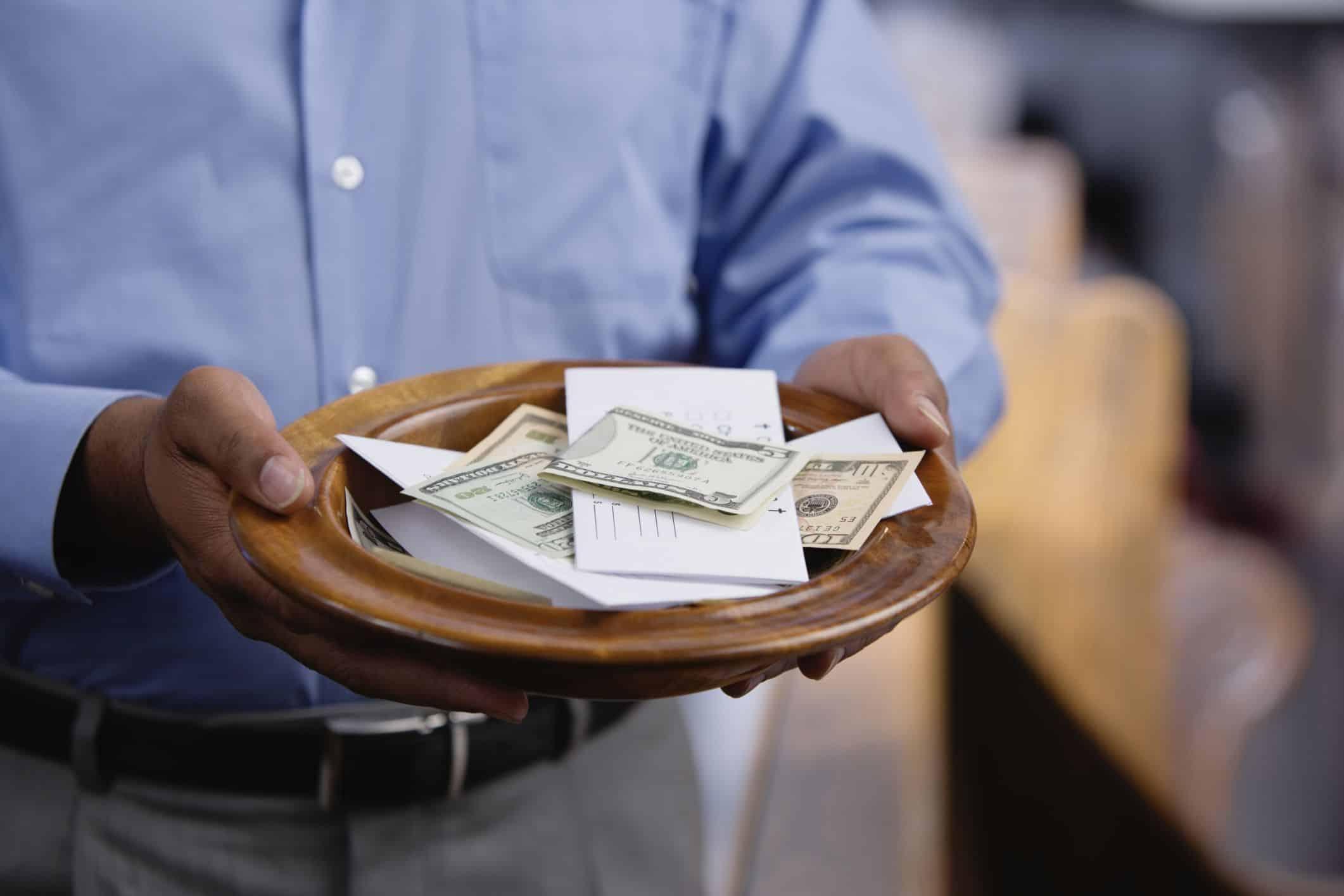 Oración para bendecir tu dinero