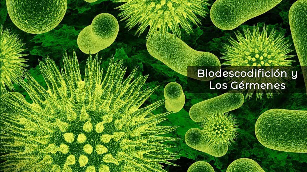 Biodescodifición y Los Gérmenes
