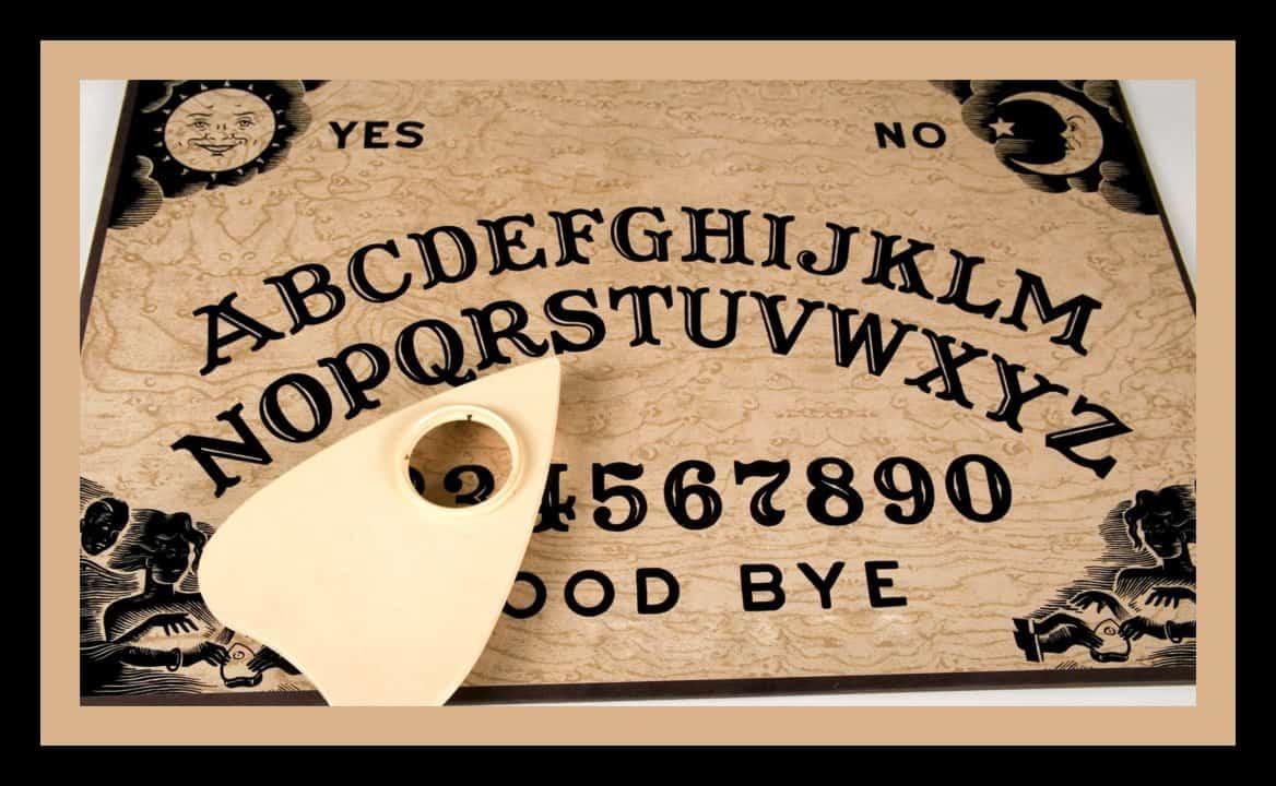 Ouija Tablero