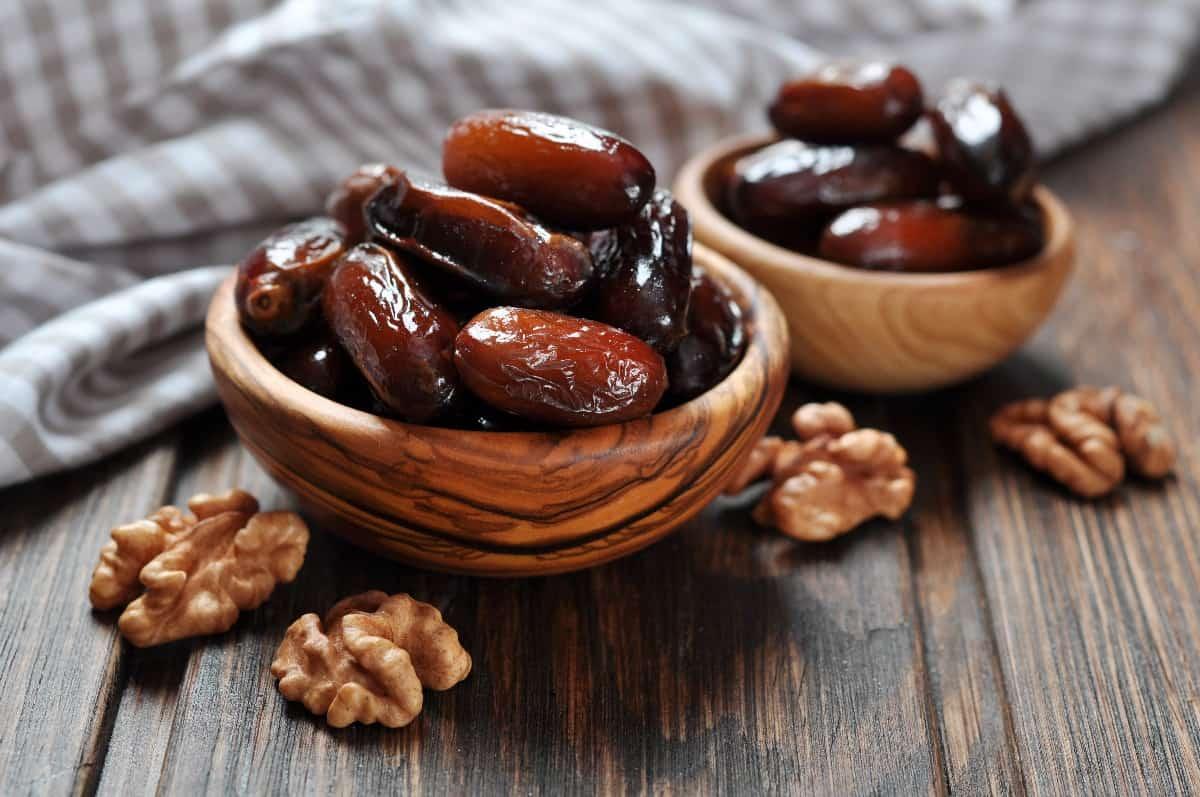 Dátiles – Buena fuente de energía, libre de colesterol y repletos de vitaminas