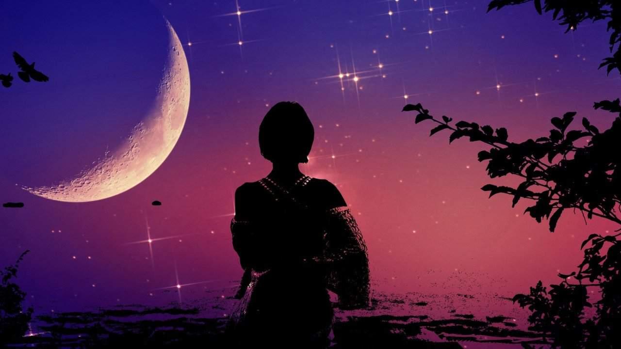 Luna Nueva extrasensorial en el signo de Piscis