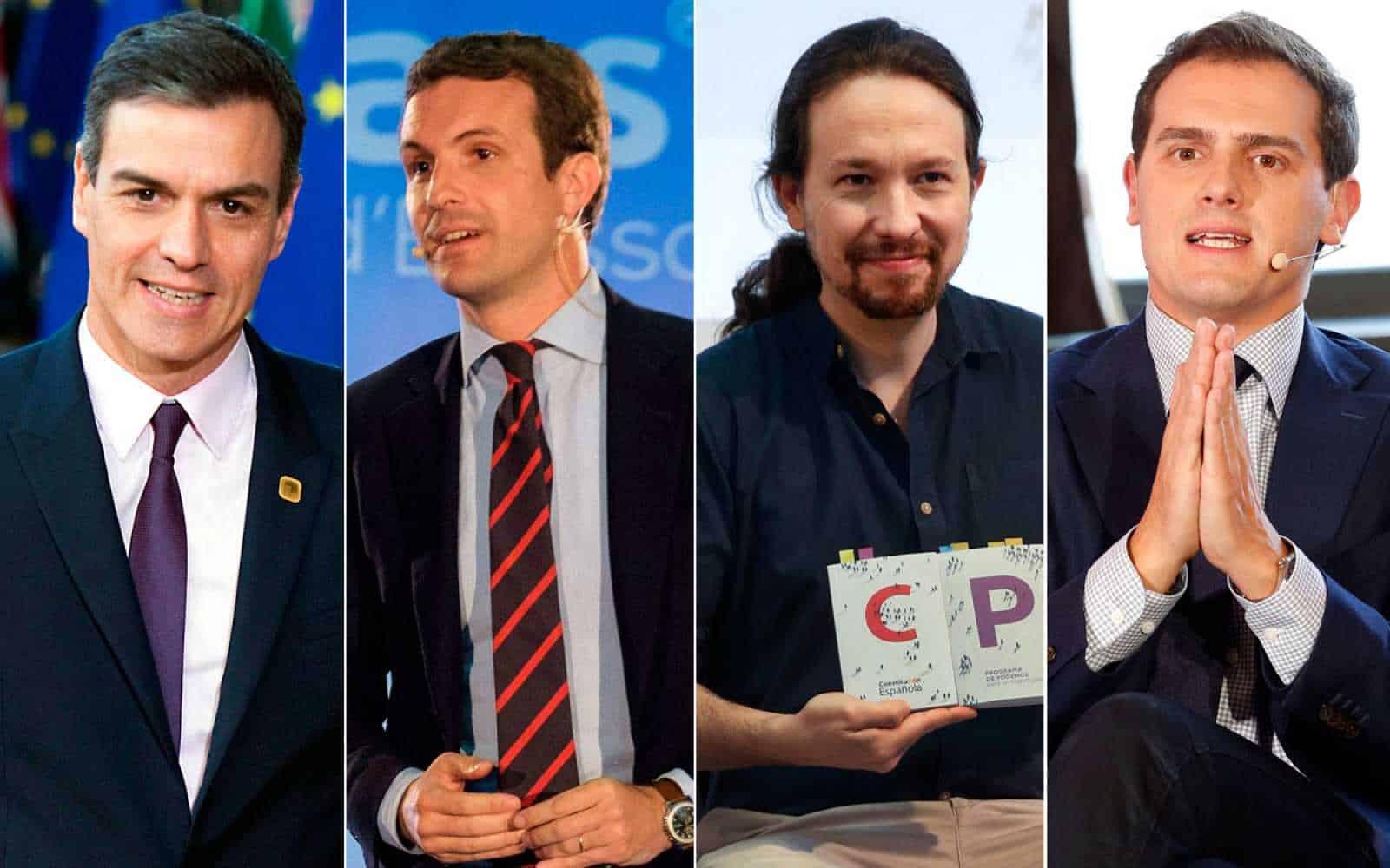 Política y Tránsitos Planetarios Elecciones España 2019