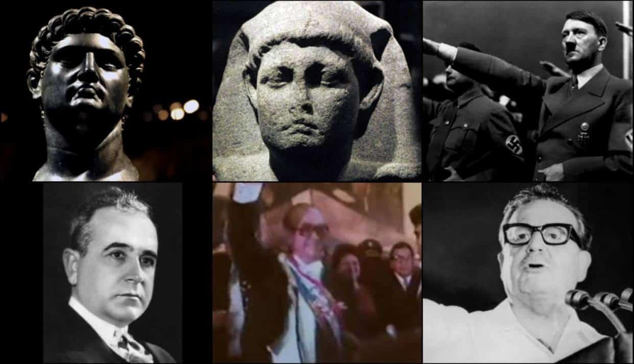 Líderes políticos se quitaron la vida a lo largo de la historia