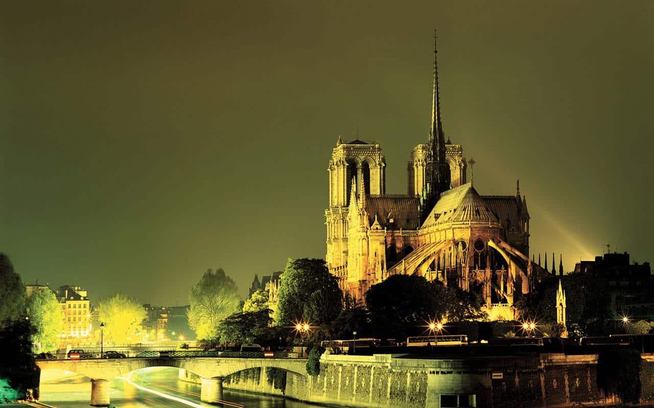Historia y Origen de la catedral de Notre Dame