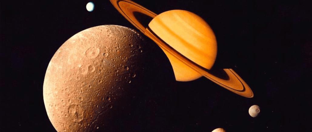 Retrógrado Saturno