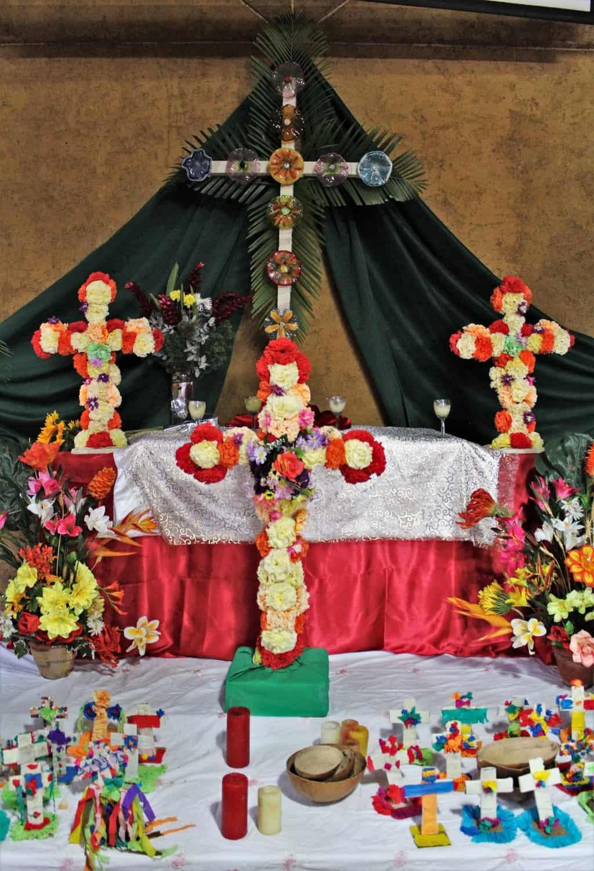 Cruz de Mayo en Venezuela