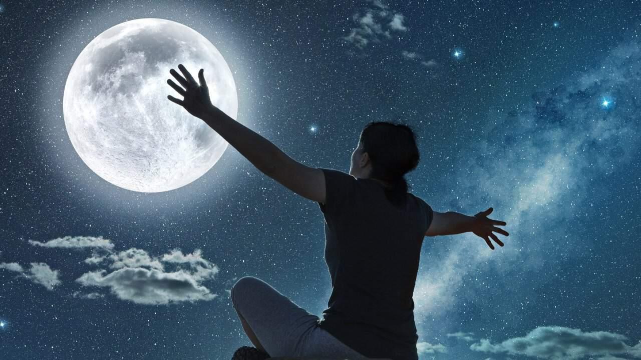 Luna Llena de la Humanidad