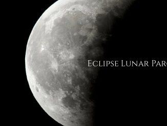 Eclipse Lunar Parcial 16 y 17 de Julio