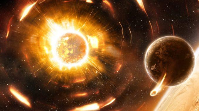 Planetas Retrógrados y Mundos Paralelos