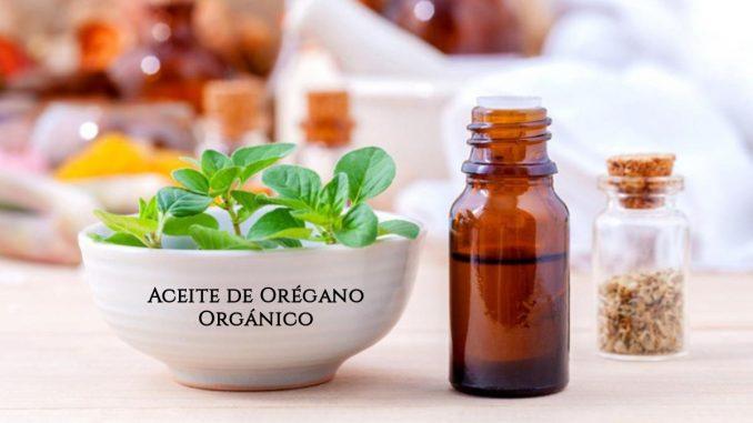 Aceite de Orégano Orgánico