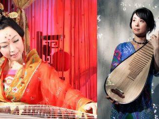 Notas de la Escala Musical China